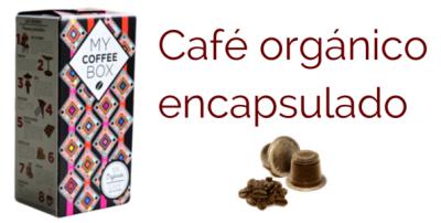 Suscripción de cápsulas de café orgánico