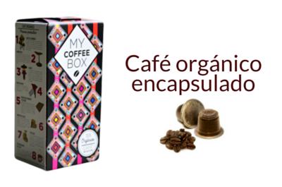 cafe organico chiapaneco mexicano encapsulado